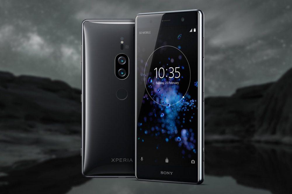 أخيراً .. جوال Sony Xperia XZ2 Premium مُتاح للبيع ، لكن بسعر 1000 دولار!