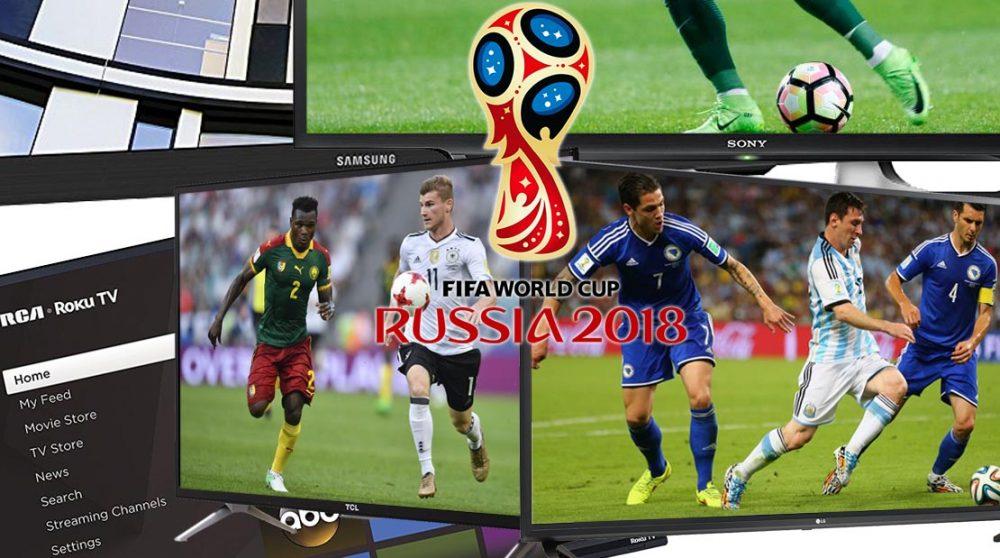 تردد القنوات الناقله لكاس العالم - russia world cup 2018