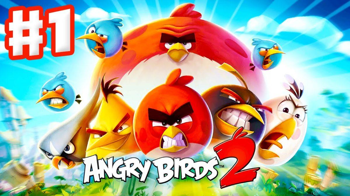 تحميل لعبة انجري بيردز 2 للاندرويد مجانا برابط مباشر - Angry Birds 2