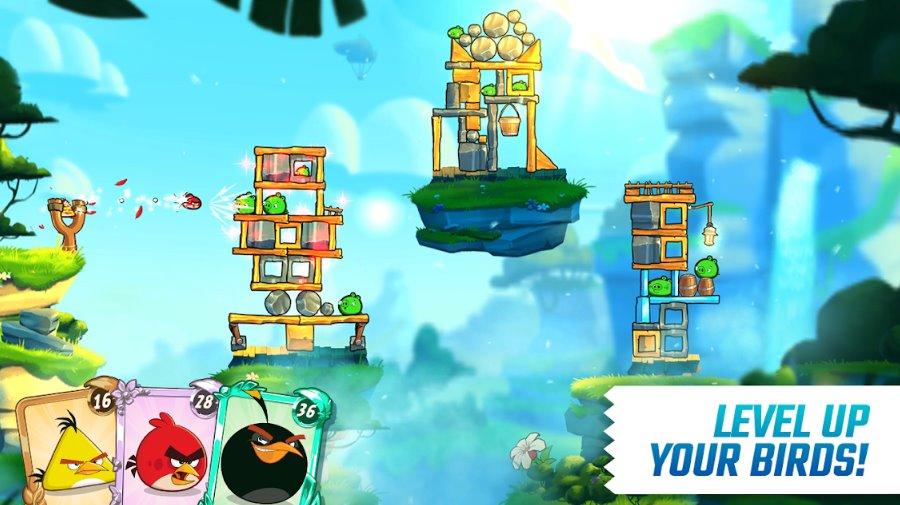 تحميل Angry Birds 2 للأندرويد