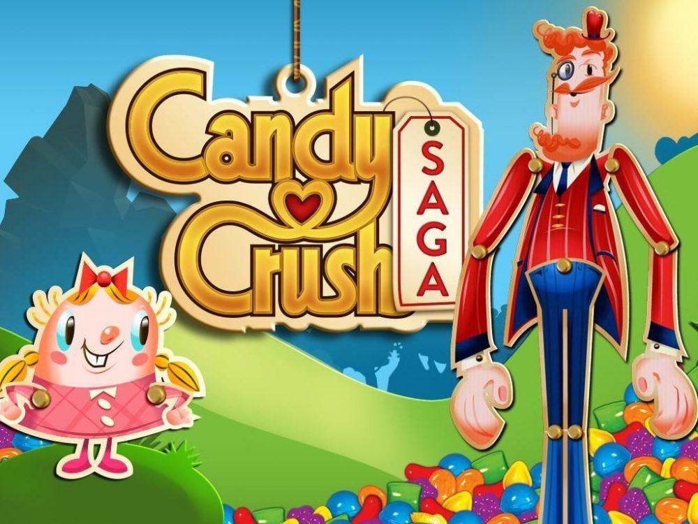 تحميل لعبة كاندي كراش للأندرويد - Candy Crush Saga