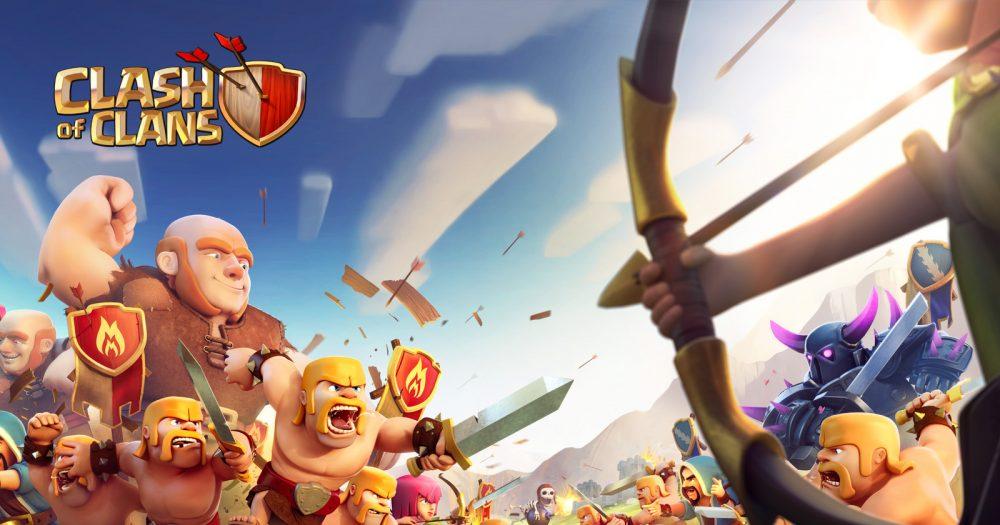 تحميل لعبة كلاش اوف كلانس للأندرويد مجانا برابط مباشر -Clash of Clans