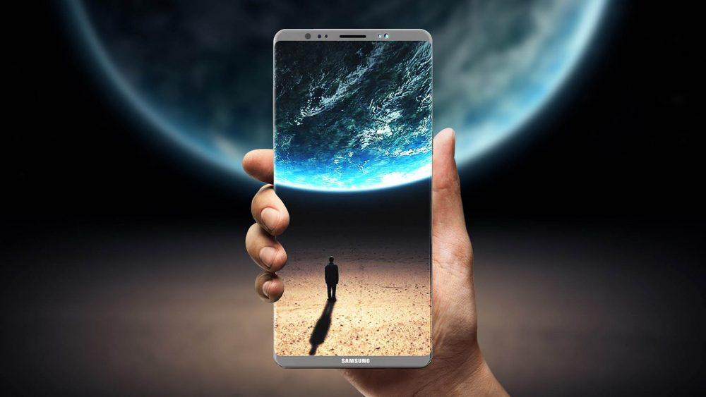 تسريب اول صورة حقيقية لجوال جالاكسي نوت 9 Galaxy Note 9