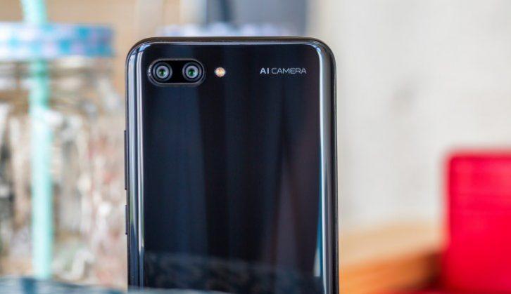واجهة Huawei Honor 10 الخلفية