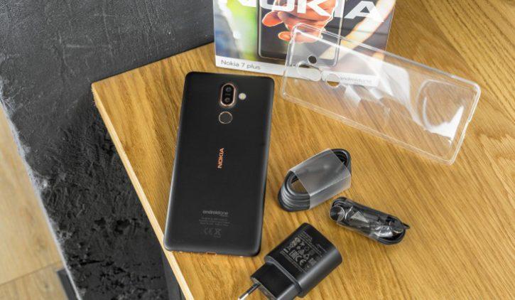 سعر Nokia 7 plus