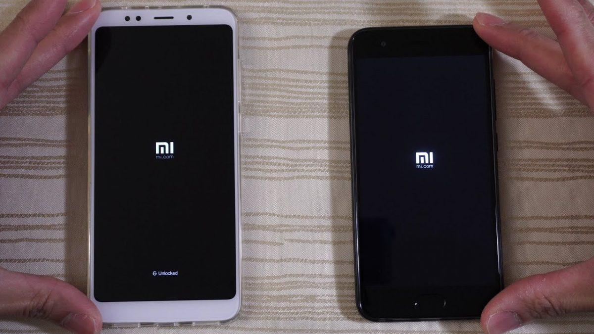 مقارنة بين Xiaomi Mi 6 و Xiaomi Redmi 4