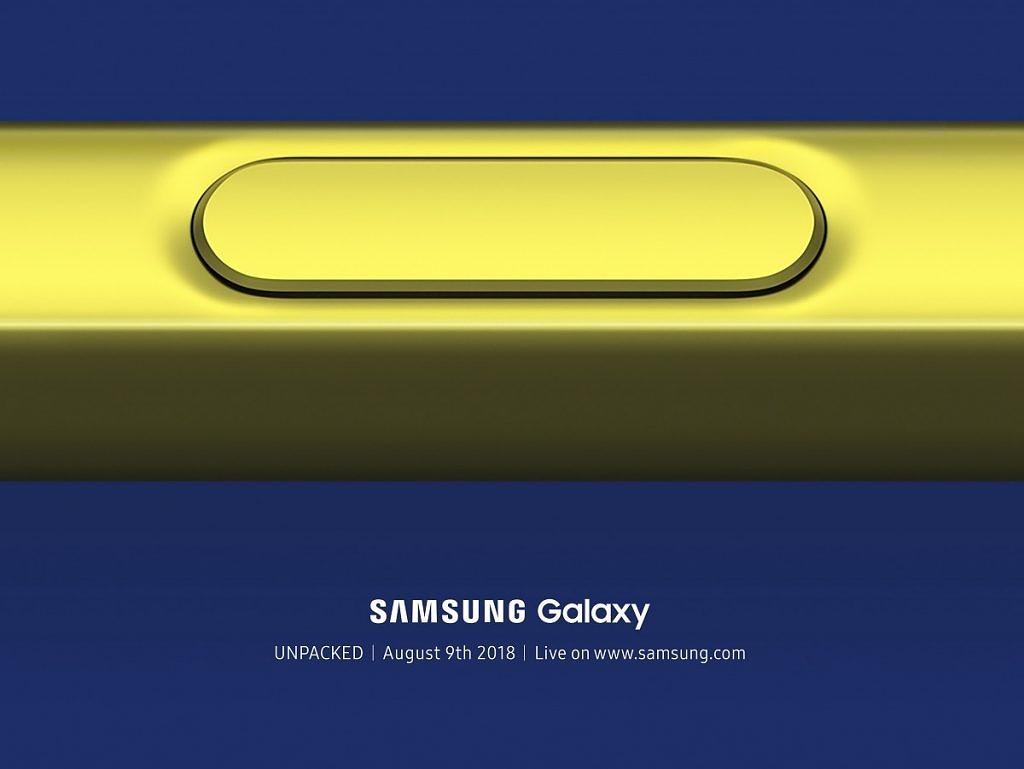 عملاق سامسونج الجديد Galaxy Note 9 يخرج الى الحياة