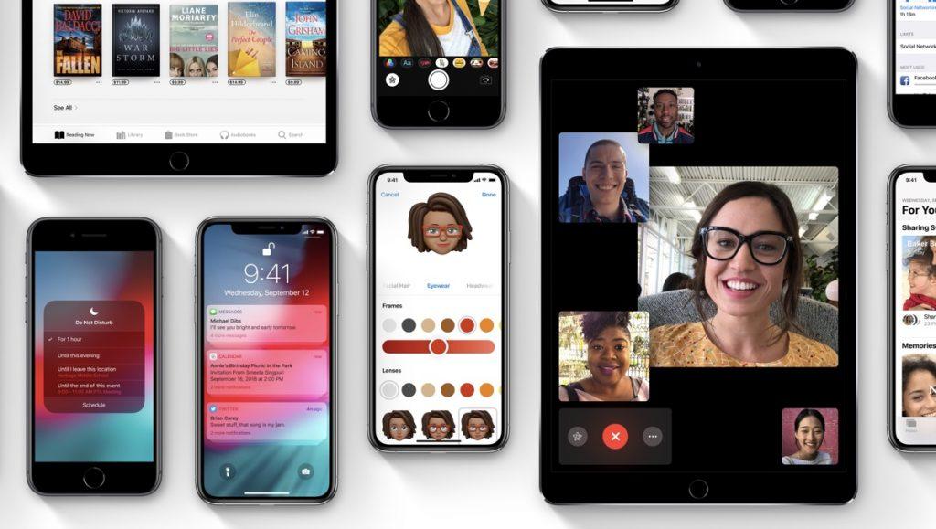 ماذا جلب تحديث iOS 12.1 لمستخدمي الايفون والايباد
