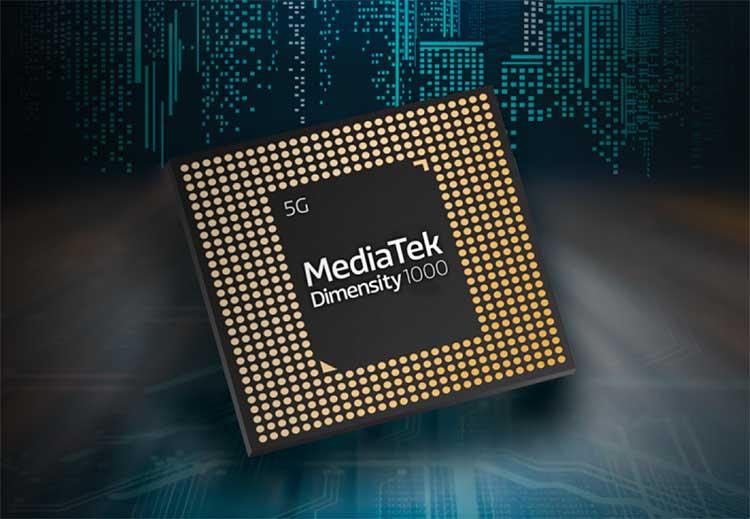 MediaTek Dimensity 800 SoC