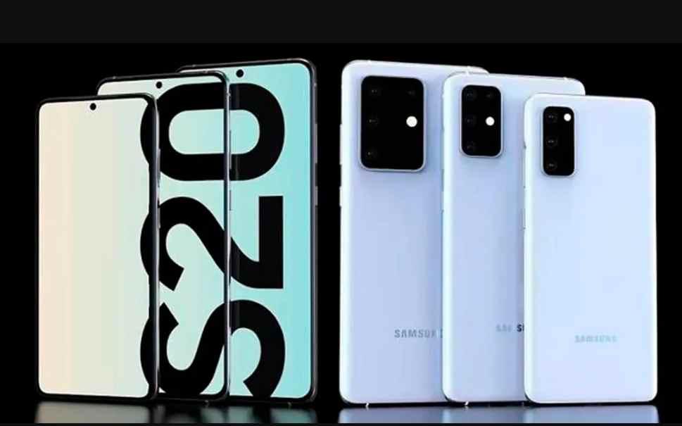 Samsung S20, Samsung S20, Samsung S20 Ultra