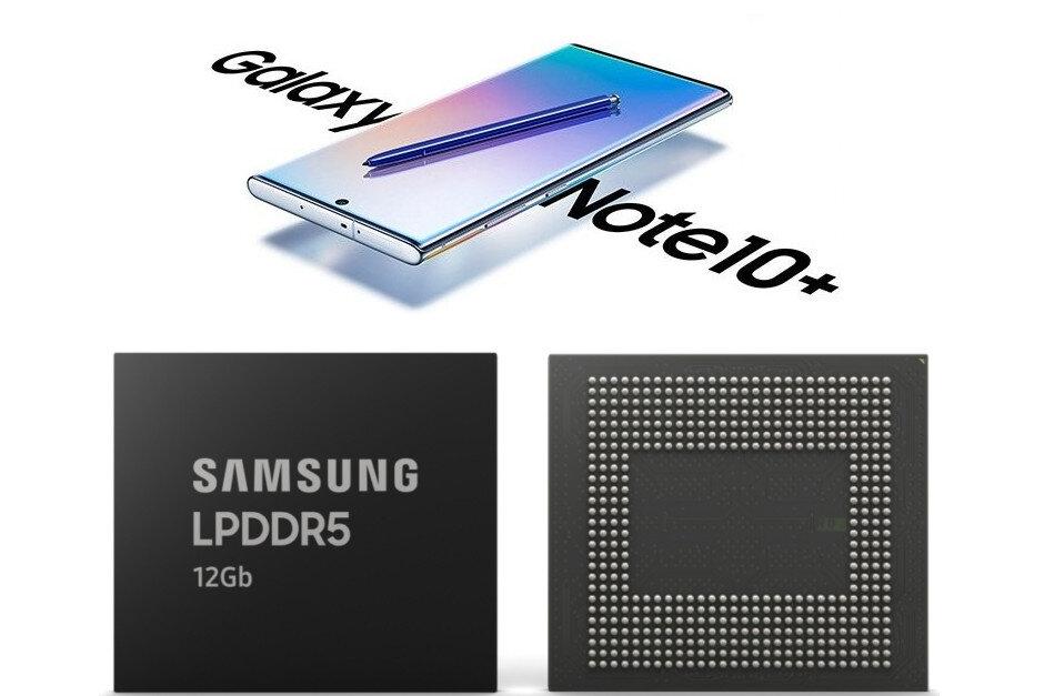 First 16GB LPDDR5 DRAM
