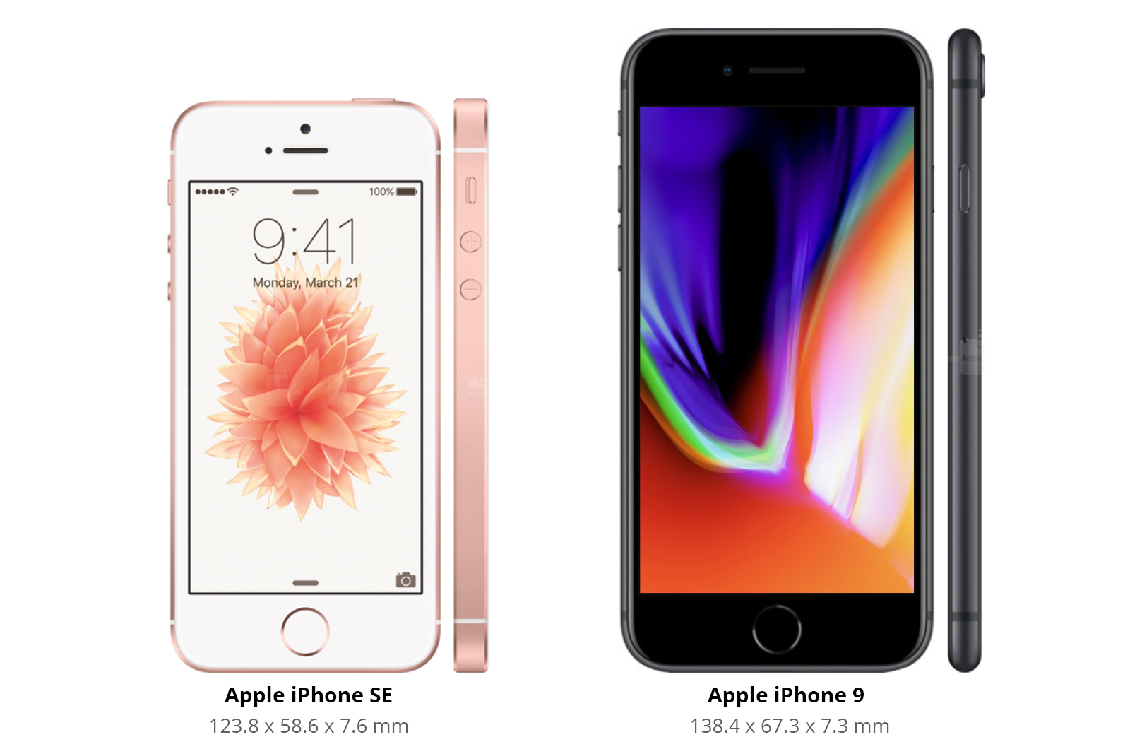 iPhone 9 & iPhone SE