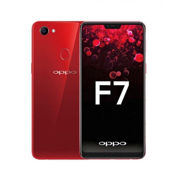 تحديث Oppo F7