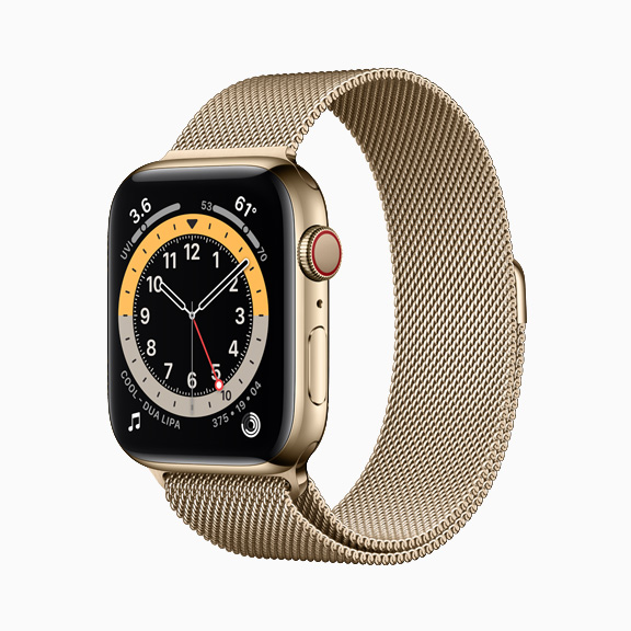 Apple Watch Series 6 Stainless Steel