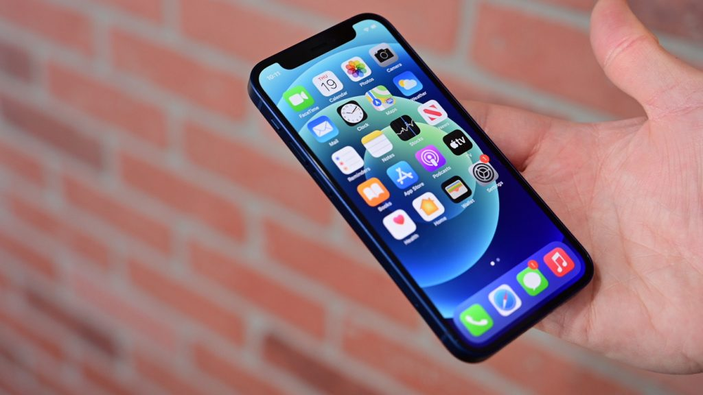 شاشة iPhone 12 mini