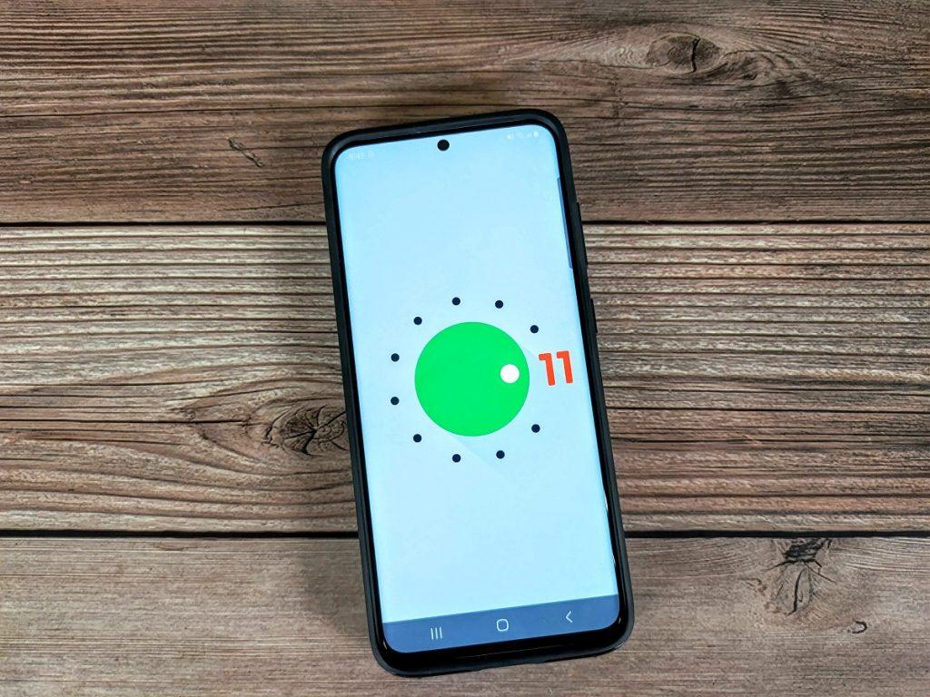 أجهزة Samsung Galaxy المؤهلة لتحديث Android 11
