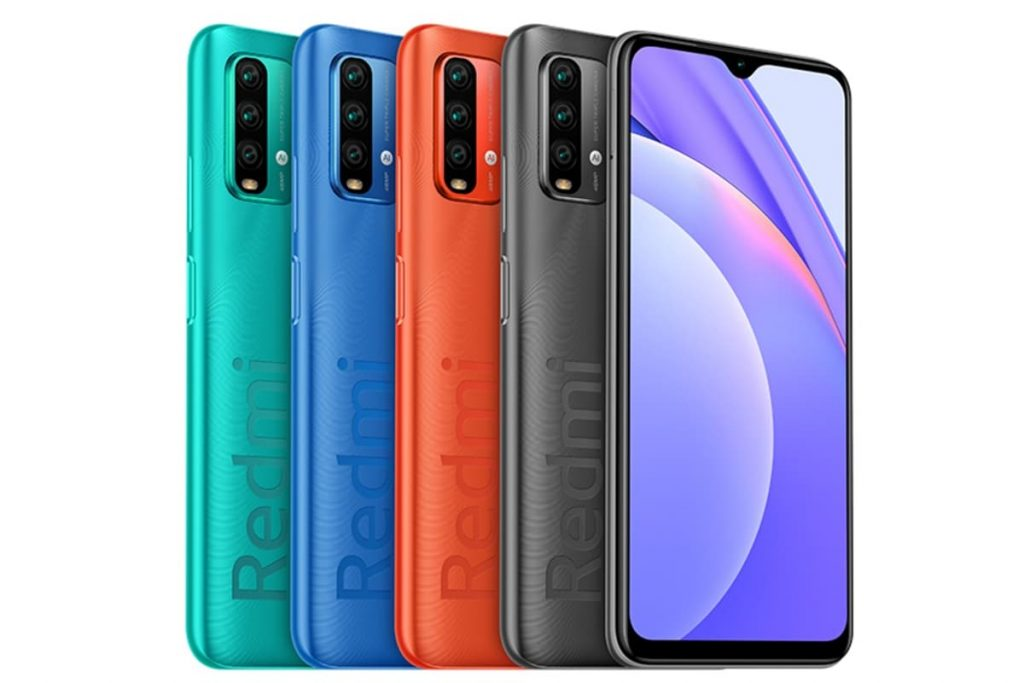 الوان Xiaomi Redmi 9 Power