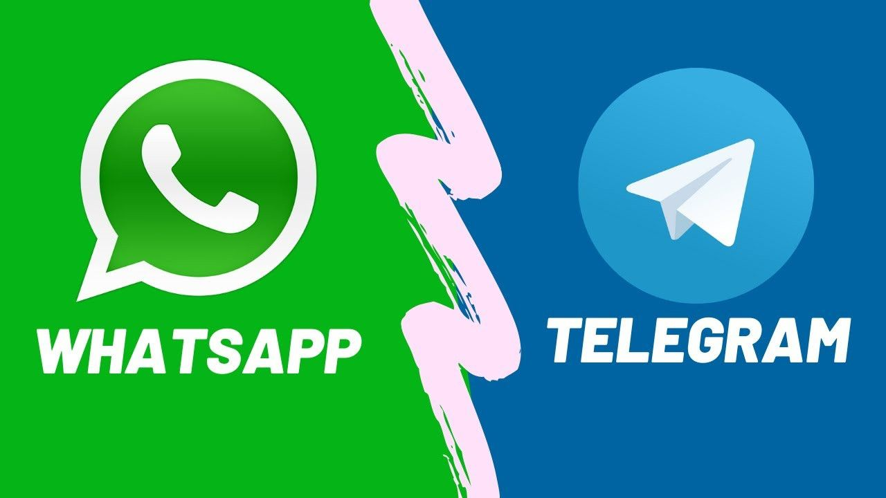 نقل محادثات WhatsApp إلى Telegram